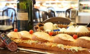 Calandra's Italian Market & Deli: Italian Food at Calandra's Italian Market & Deli (50% Off). Two Options Available.