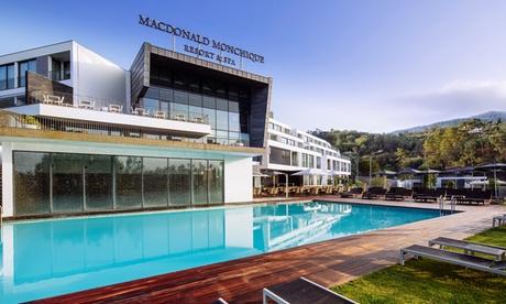 Algarve: suite para 2 con desayuno, cocktail, acceso a gimnasio, clases y opción a spa en Macdonald Monchique 5*