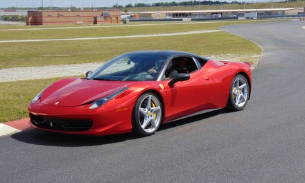 Three-Lap Road Course Riding or Driving Experiences at Dream Drive Exotics Track Attack (Up to 50% Off)