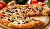 Torino Pizza - Saint-Ouen: Pizza ou pâtes et dessert pour 2 personnes à 19,90 € au restaurant Torino Pizza