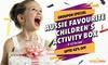 42% off Kids Activity Box