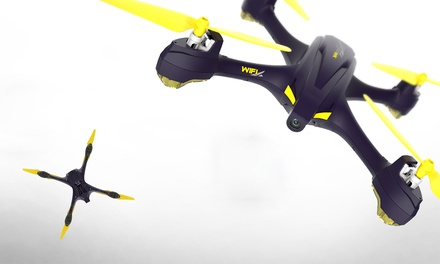 Hubsan Star Pro WiFi Drone With Free Delivery
