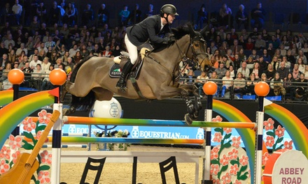 The Liverpool International Horse Show, 29 and 31 December at The Echo Arena