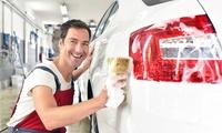 Professionelle Autoaufbereitung inkl. Motorwäsche, Außen- und Innenreinigung bei Profi Car Cleaner (34% sparen*)