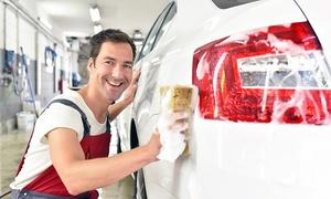 Autolavados Gascar: Lavado interior y exterior a mano de coche con pulido de faros y tapizado desde 12,90€ enAutolavados Gascar
