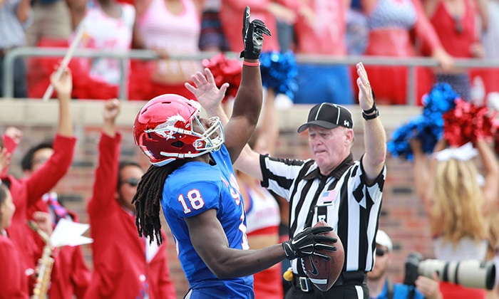 SMU Mustangs Football - Gerald J. Ford Stadium: SMU Mustangs Football Game on Friday, September 4 or Saturday, September 12, at 6 p.m.
