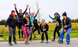 Brew Run Series: Entry for One, Two, or Four to Any Brew Run Series 5K Race (Up to 43% Off). Six Dates Available.