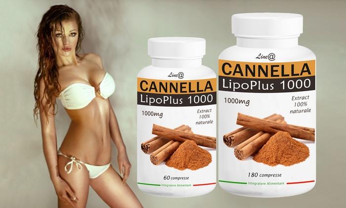 Cannella Lipoplus snellente
