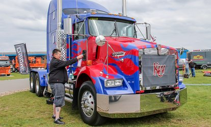 image for Truckfest East, 16 or 17 June, Trinity Park