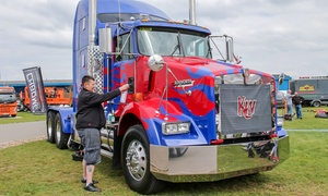 Live Promotions Events Ltd: Truckfest West Midlands Day Ticket, 30 June - 1 July at Three Counties Showground, Malvern