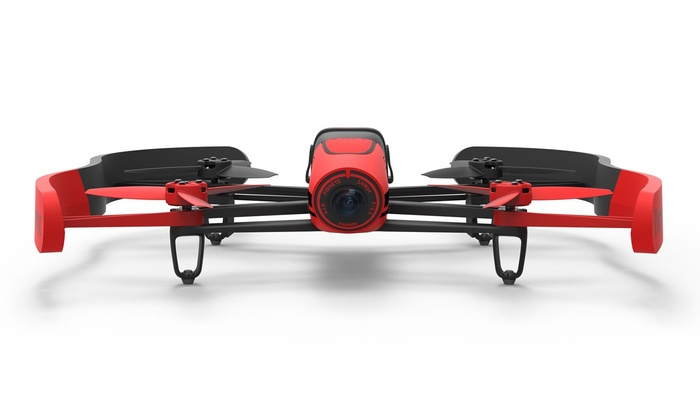 Up To 66% Off on Parrot Bebop Drone and Remote | Groupon Goods