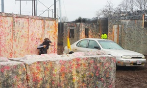 Up to 89% Off at Pev's Paintball at Pev's Paintball, plus 6.0% Cash Back from Ebates.