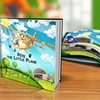 "Up to 65% Off ""The Little Plane"" Personalized Kids Book"
