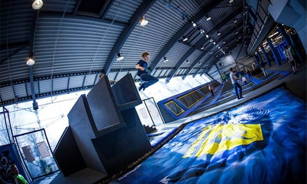 One- or Two-Hour Jump Session for Up to Four at Adrenalin Leisure (Up to 38% Off)