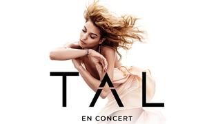 Décibels Productions: 1 place en catégorie 2 pour le concert de TAL, le mardi 3 octobre 2017 à 20h, à 24 € au Grand Rex