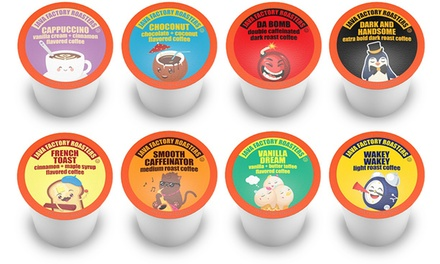 Java Factory Variety Pack Coffee Pods for Keurig K-Cup Brewers (40- or 80-Count)