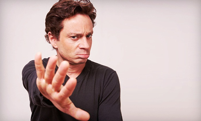 "Chris Kattan & Friends with Chris Kattan from ""SNL"" and ""A Night at the Roxbury"" - West Valley City: $20 for Two to See Chris Kattan & Friends at Wiseguys Comedy Club in West Valley City on May 25–27 ($40 Value)"