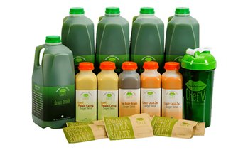 Up to 56% Off Juice/Soup/Protein Shake Cleanse from Chef V