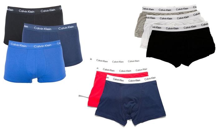 2e678fc3a1 3er-Pack CK Herren-Boxershorts   Groupon