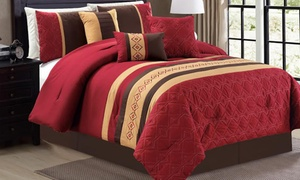 Luxury Comforter Set (7-Piece) at Luxury Comforter Set (7-Piece), plus 6.0% Cash Back from Ebates.