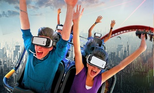 Book of Free: Book of Free 2016 Gift-Certificate Book with Theme Park Tickets (Up to 79% Off). 3 Options Available.