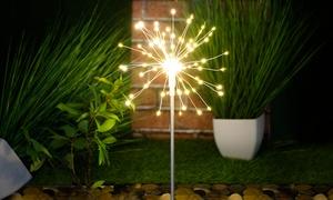 Lumière piquet feux d'artifice