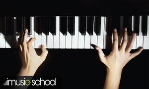 Cours de piano avec imusic-school