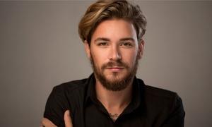 GH Style: 3 o 5 sedute di hair styling con barba per uomo da GH Style (sconto fino a 65%)