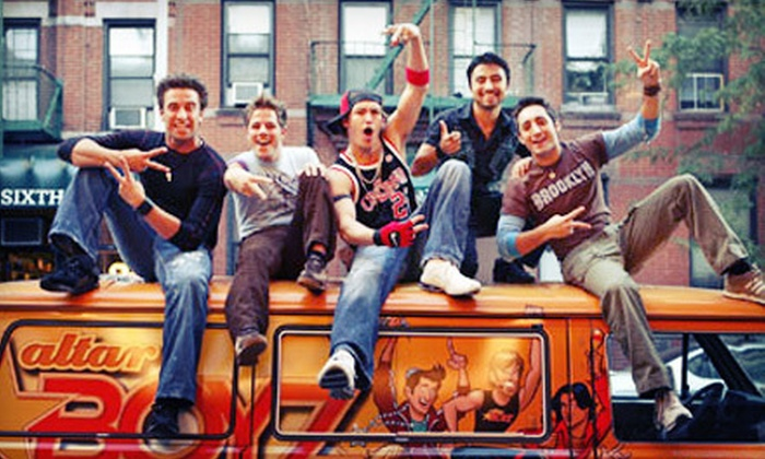 """Altar Boyz"" - The Lower Ossington Theatre: $45 for Two to See ""Altar Boyz"" Musical on Stage at Lower Ossington Theatre in Toronto ($90 Value)"