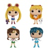 Funko Pop Animation: Sailor Moon Vinyl Figures (6-Pack)