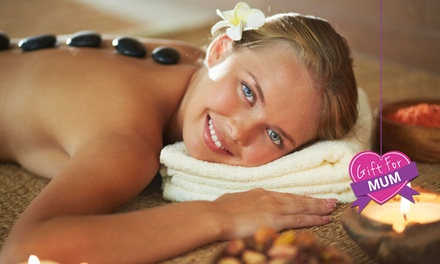 One-Hour Massage Package ($39), or Two-Hour with Facial ($59) at Nefertiti Body and Beauty, CBD (Up to $187 Value)