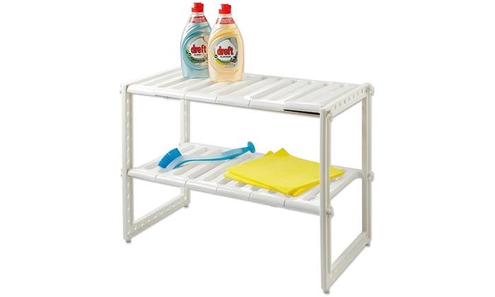 Organizzatore sotto lavello