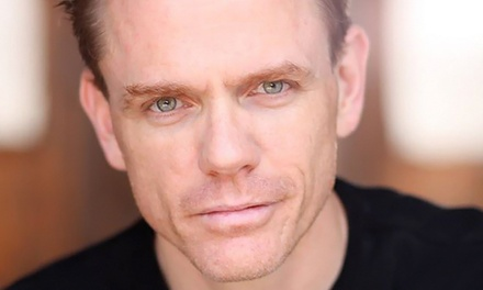Christopher Titus on Friday, December 15, at 8 p.m.