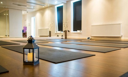 One-Month of Yoga and Pilates Classes at Yoga Euphoria Southport (63% Off)