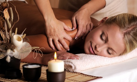 One or Three Swedish or Hot-Stone Massages with Aromatherapy at Different Strokes Massage (Up to 57% Off)