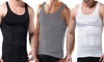 Men's Body Shaping Slimming Vest