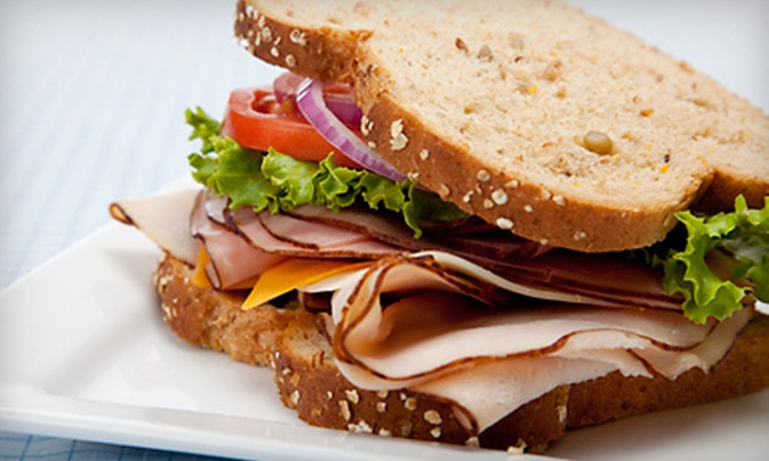 Smittyville General Store - Boerne: $10 for $20 Worth of Café and Deli Cuisine at Smittyville General Store