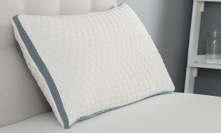 One or Two Silentnight Geltex Premier Pillows