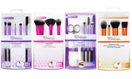 Real Techniques Brush Sets With Free Delivery