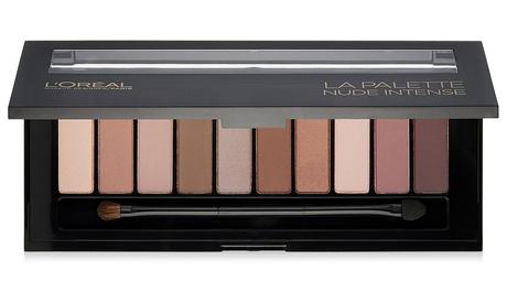 L'Oréal Paris Colour Riche La Palette Nude Intense Eyeshadow Palette 35262dca-631a-11e7-9d68-00259069d7cc