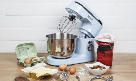Swan RetroStyle Stand Mixer With Free Delivery