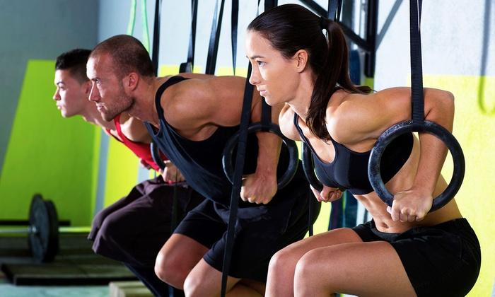 CrossFit B.A.M.F. - Bridgewater: 10 or 20 CrossFit Classes at CrossFit B.A.M.F. (Up to 80% Off)
