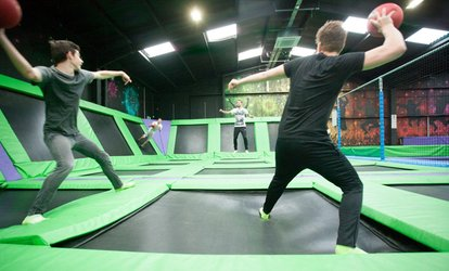 One-Hour Freestyle Jump Session for Up to Four at High Altitude (Up to 28% Off)
