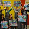52% Off a BYOB Painting Party for Up to 10 People