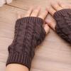 Fingerless Knit Gloves (2-Pack)