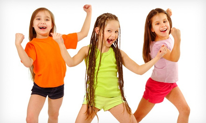 Dance Kids Canada - Multiple Locations: $39 for Unlimited Kids' Dance Classes During August at Dance Kids Canada ($240 Value)