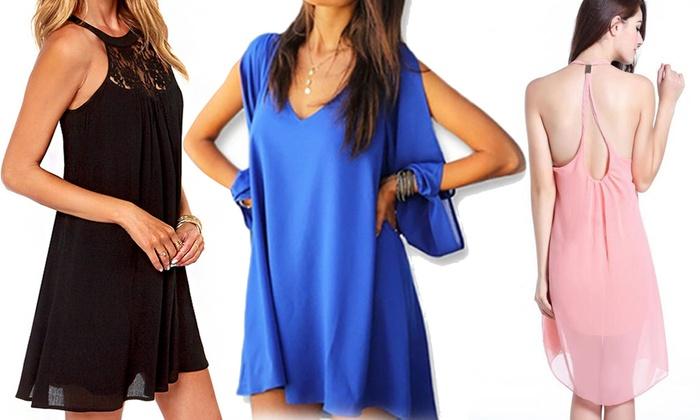 cheap for discount e6e07 eaa4a Fino a 64% su Set di 3 vestiti da donna Balotti | Groupon