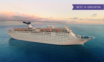 2-Night Bahamas Cruise for Two from Bahamas Paradise Cruise Line