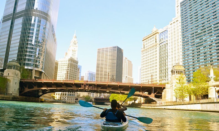 Wateriders Kayak Tours In Chicago Il Livingsocial