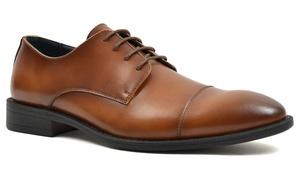 Joseph Abboud Matteo Men's Leather Oxford Dress Shoes (Size 8)